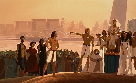 埃及王子/The Prince of Egypt