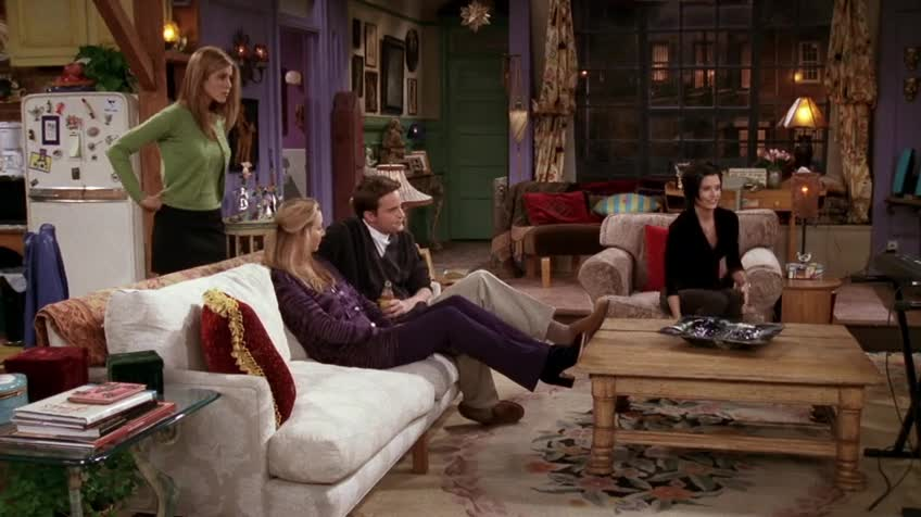 老友记/六人行/Friends 第四季 第七集 S04E07 The One Where Chandler Crosses the Line / 钱德横刀夺爱
