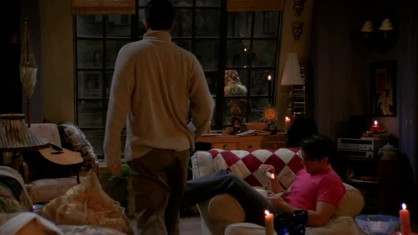 老友记/六人行/Friends 第四季 第二十一集 S04E21 The One with the Invitation / 邀请