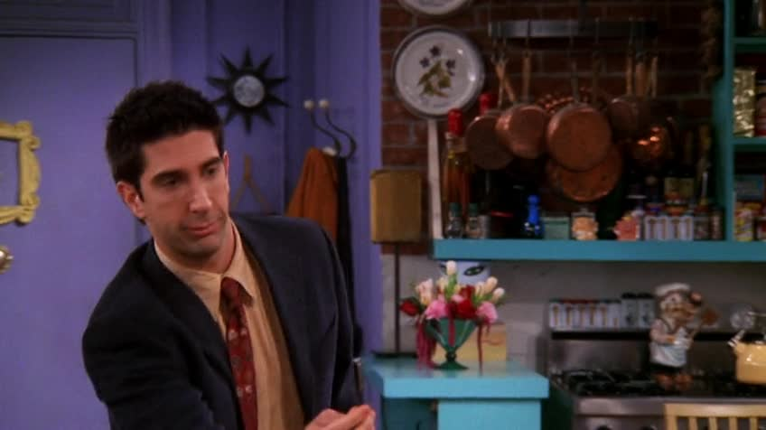 老友记/六人行/Friends 第六季 第五集 S06E05 The One with Joey's Porsche / 乔伊的保时捷