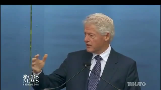 Bill Clinton's commencement speech @ Howard university May 2013/比尔·克林顿2013年霍华德大学毕业典礼演讲